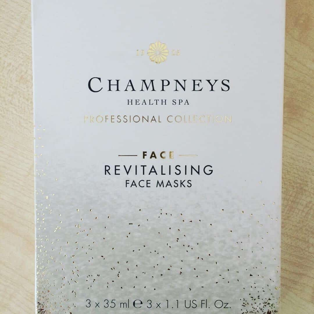 Champneys Professional Collection Revitalising Face Mask