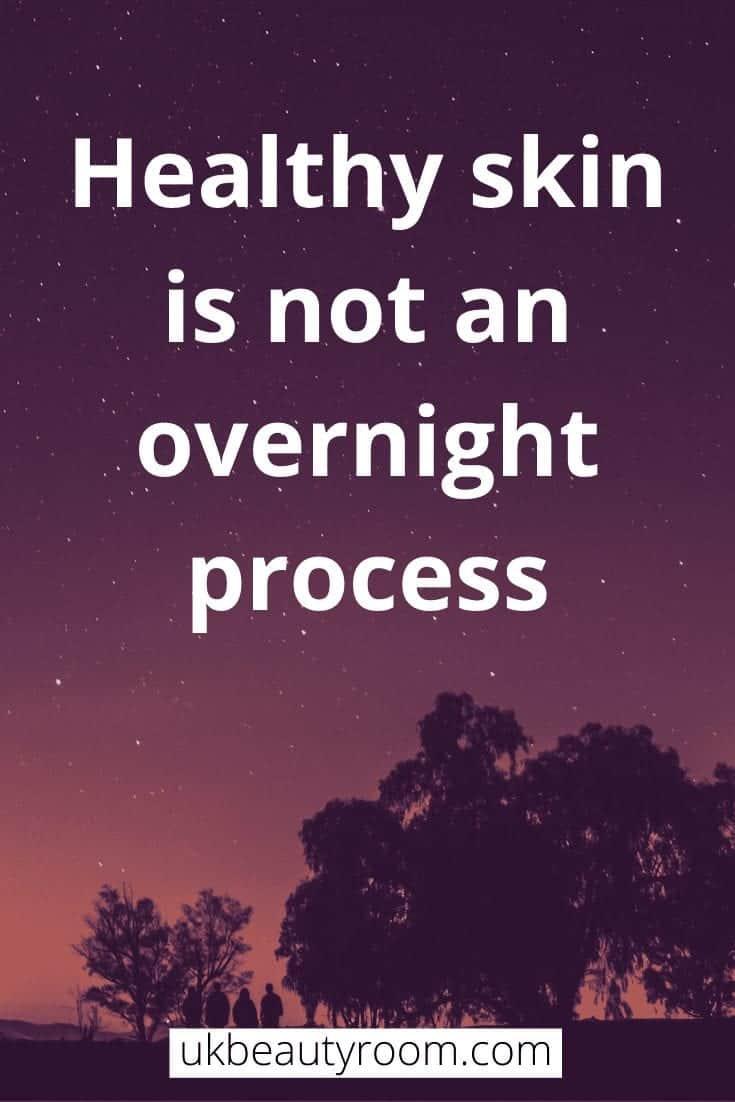 skin care quotes