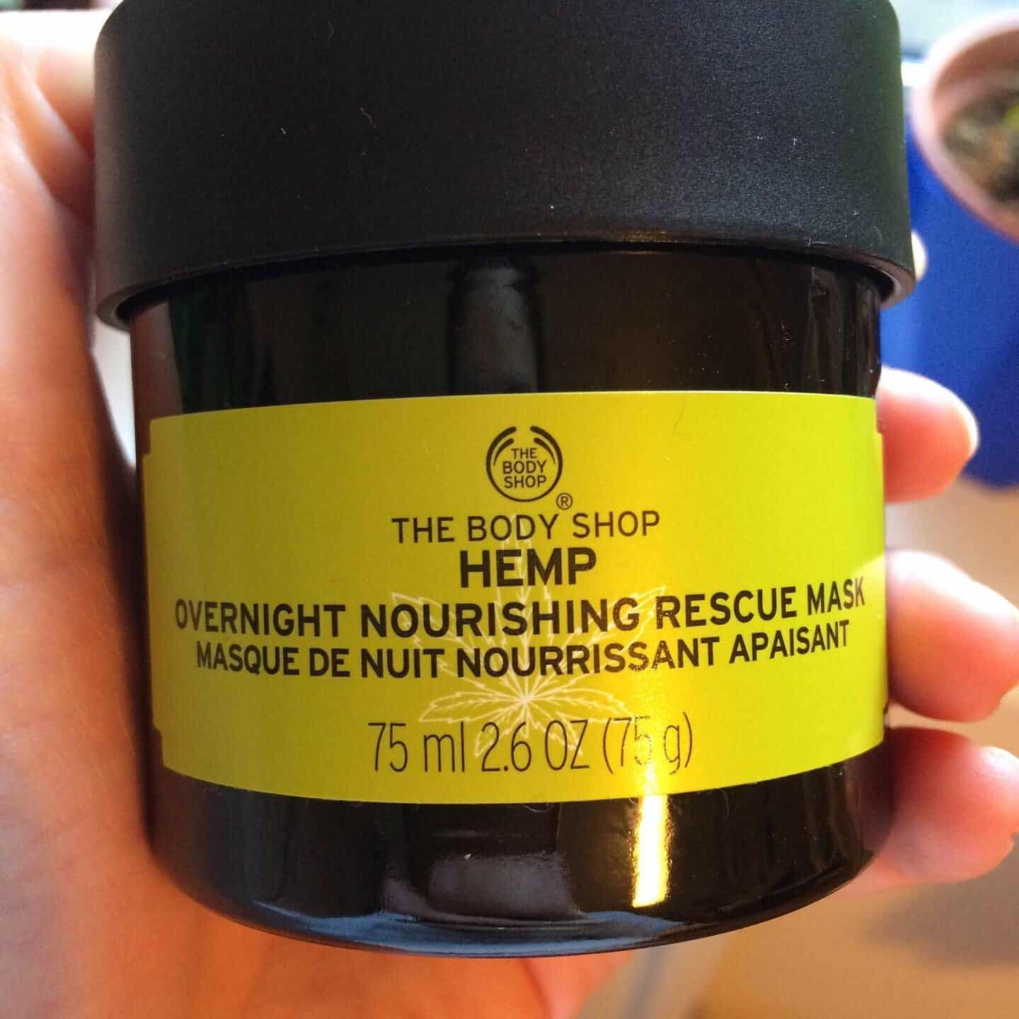 The Body Shop® Hemp Range has two new products: Overnight Nourishing Rescue Mask and Hydrating Protecting Shower Oil.  These products are aimed at ultra dry skin.  On face, remedies, body, eczema, care routine, on legs, psoriasis, dermatitis, dryness, on hands, winter, protection from elements, clinical trial, hydration, moisturise, moisturizing, skin, severe itchy, redness, overnight, extra, extremely, very, elbows, for men #skincare #beauty #facemask #overnightmask #shower #showeroil #dryskin