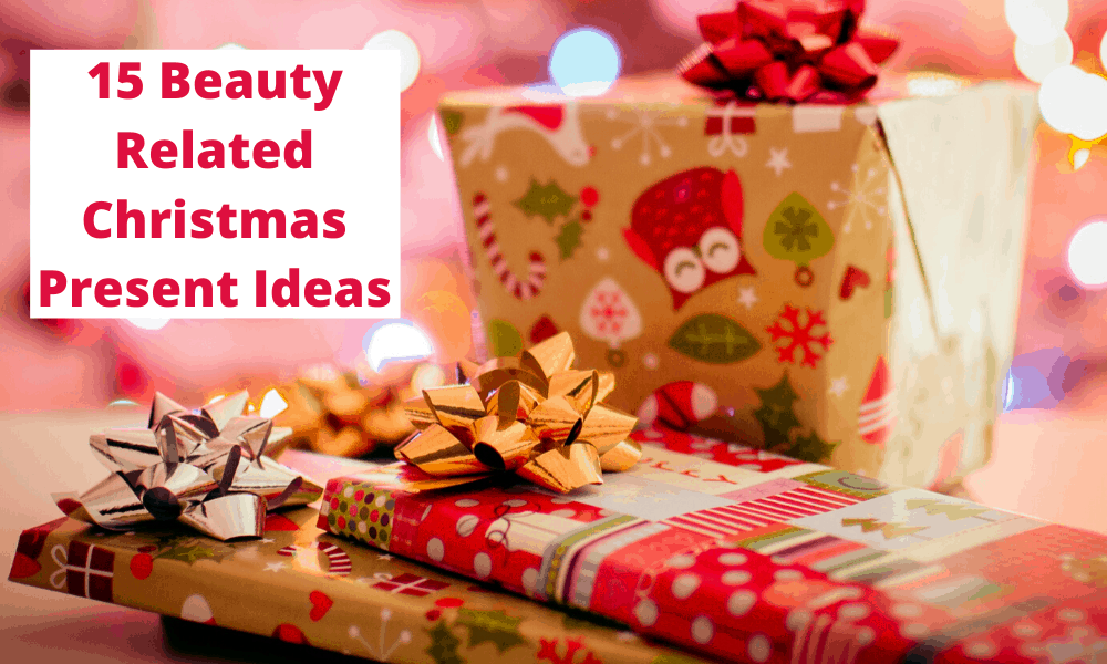 15 Beauty Related Christmas Present Ideas - Stocking fillers