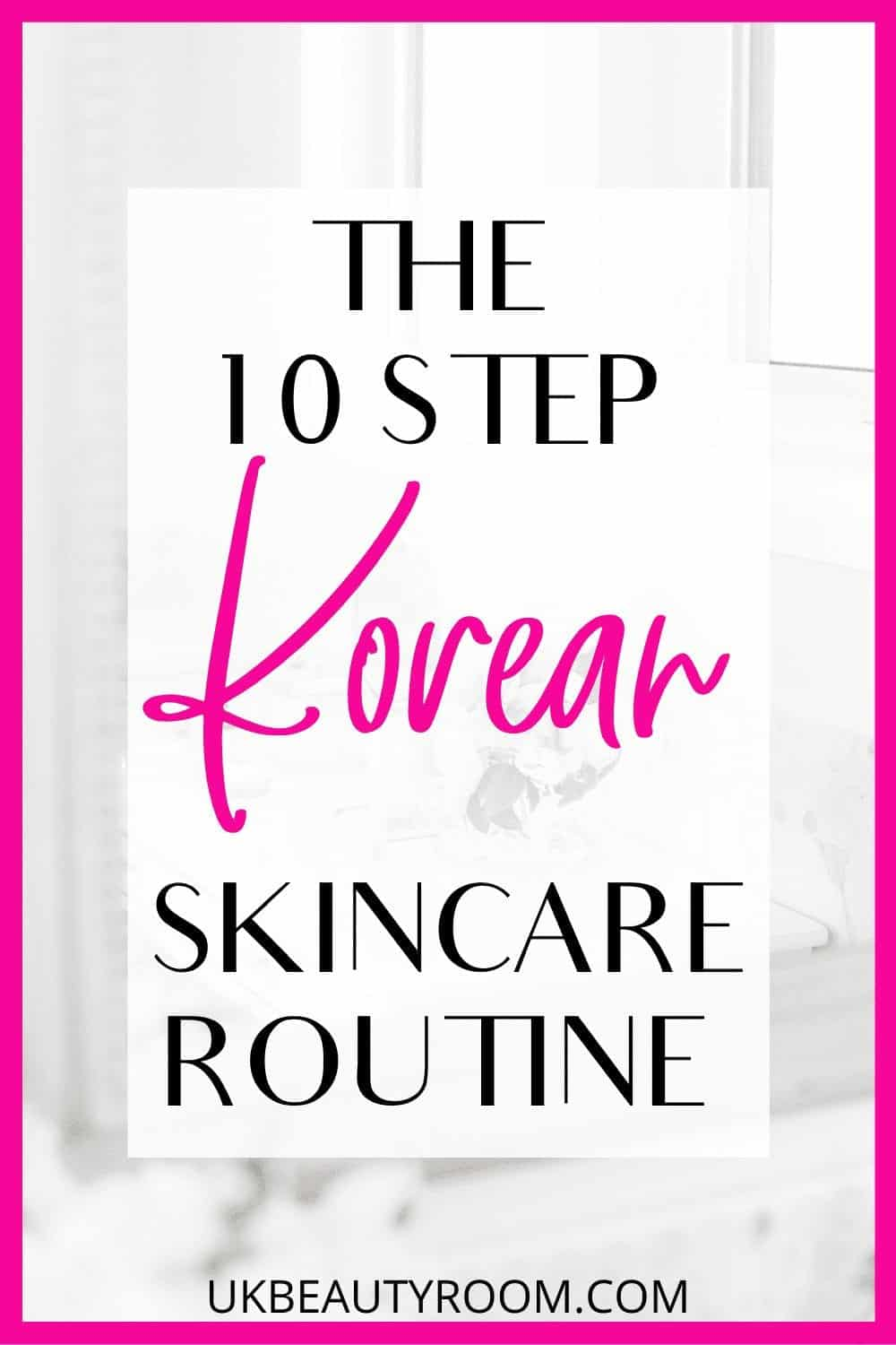 A guide to the 10 Steps in the Korean Skincare Routine.  The best order to layer products for flawless skin.  Kbeauty has become a global phenomenon in the last few years. Find out anti ageing tips, essence recommendations, on a budget hacks, best brands, acne before and after, products for beginners, night mornings, oily skin, dry, nighttime, for teens, simple, solo glam, natural, sensitive, beauty secrets for combination, drugstore, weekly, for teenagers, easy, schedule, daily, glow, body