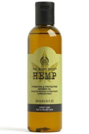 Hemp Body Oil