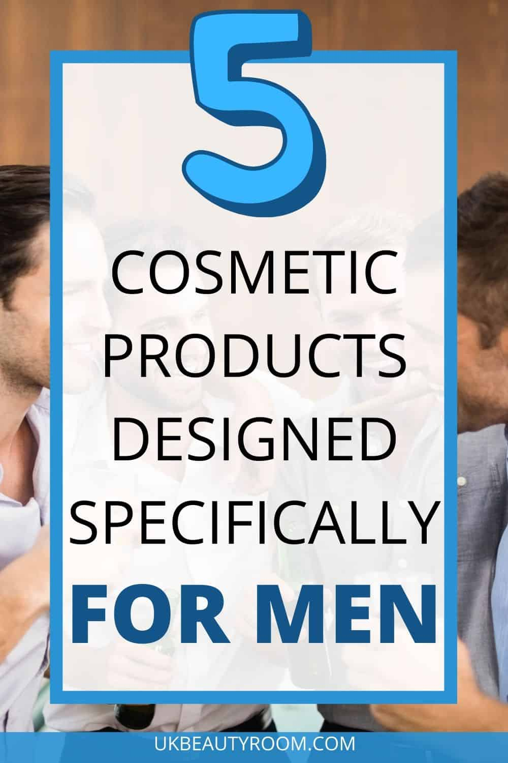 how to hide spots for guys!  Men get the same skin problems as women, such as blemishes, trouble spots and dark circles.  It's therefore about time that the beauty industry started making foundations and concealers to help men with these problems.  Men's makeup brands