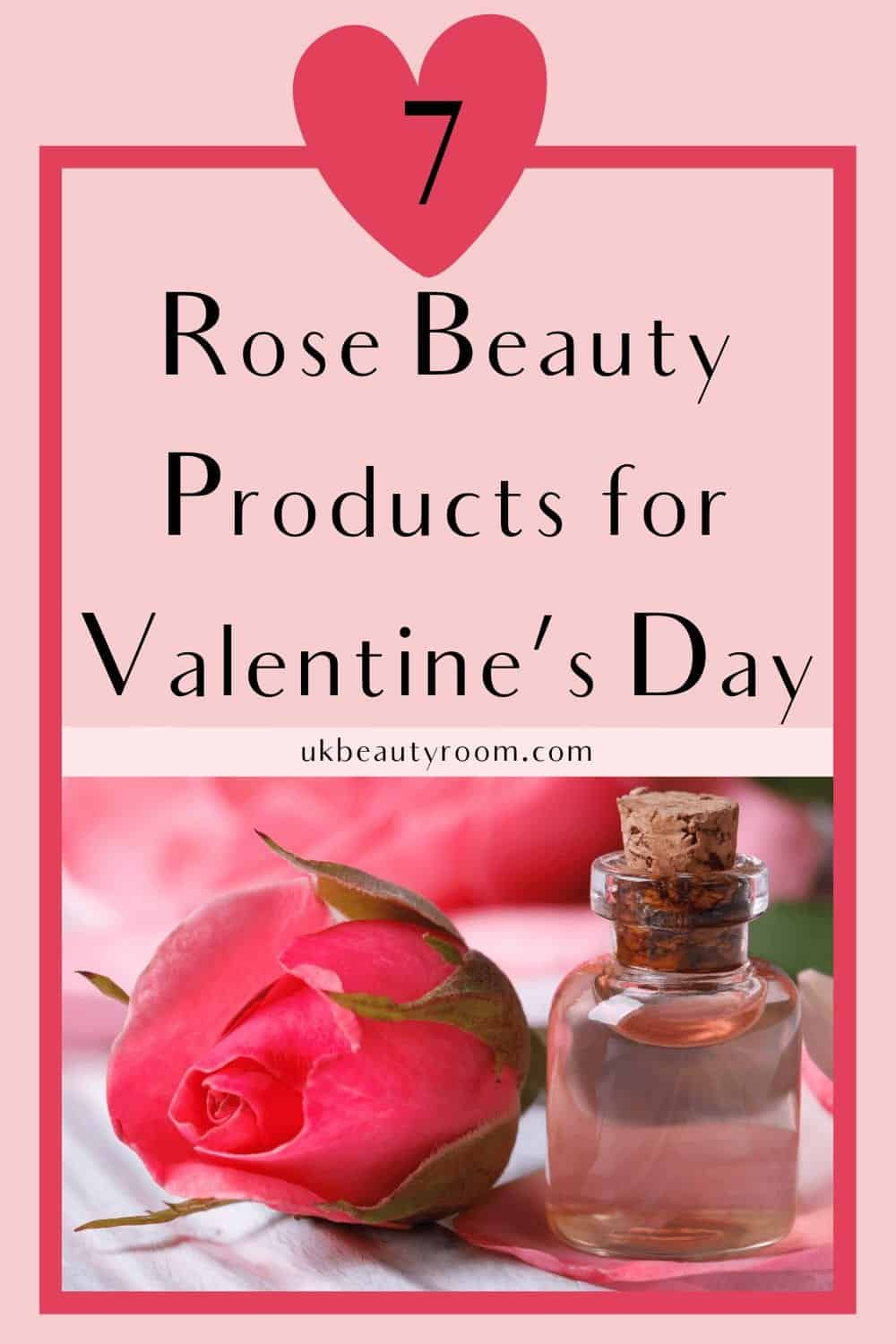 These rose beauty products are perfect gift ideas for Valentine's Day.  If you are looking for something special and unique these are classic luxury products that would make ideal gifts for him or her.  Instead of buying flowers these rose products will last much longer
