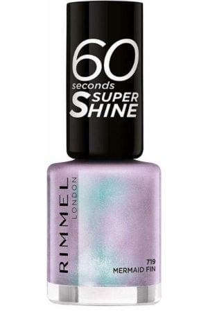 Rimmel 60 Seconds Super-Shine Nail Polish, Mermaid Fin