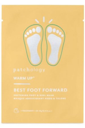 Best Foot Forward Softening Foot Mask