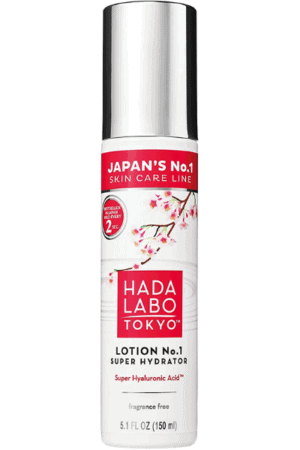 OFFICIAL HADA LABO TOKYO SUPER HYDRATOR LOTION