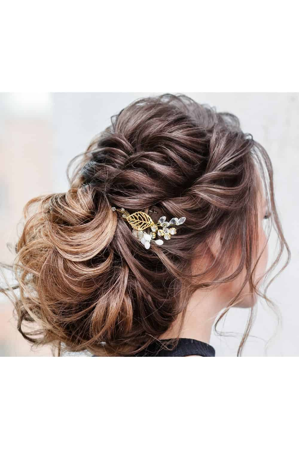 perfect for prom, prom dress, waterfall braids, micro braids, solid color, braided styles, double braid, nail polishes, black hair