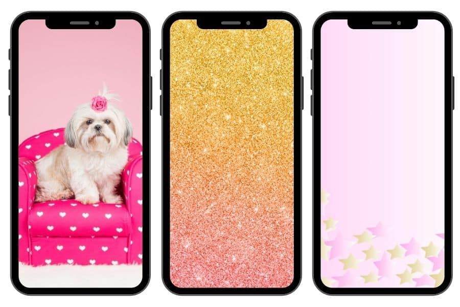 Cute iPhone Wallpapers: Free, Girly HD Quality Images for 2021