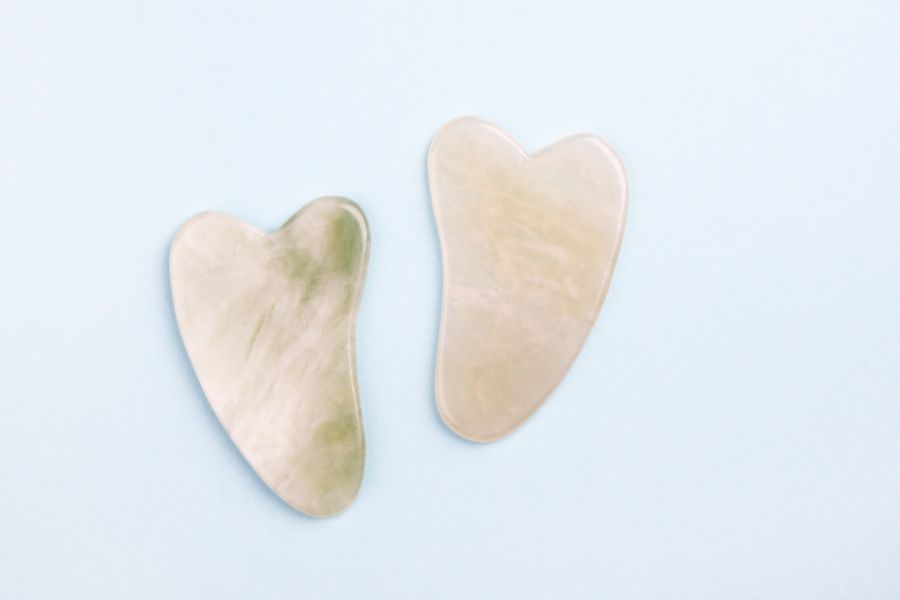 Gua Sha for Face Slimming