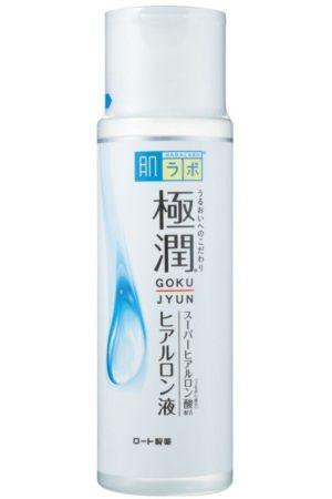 Hada Labo Rohto Hadalabo Gokujun Hyaluronic Lotion Moist, 5.7 fl. oz. (170ml) Japanese Beauty Products