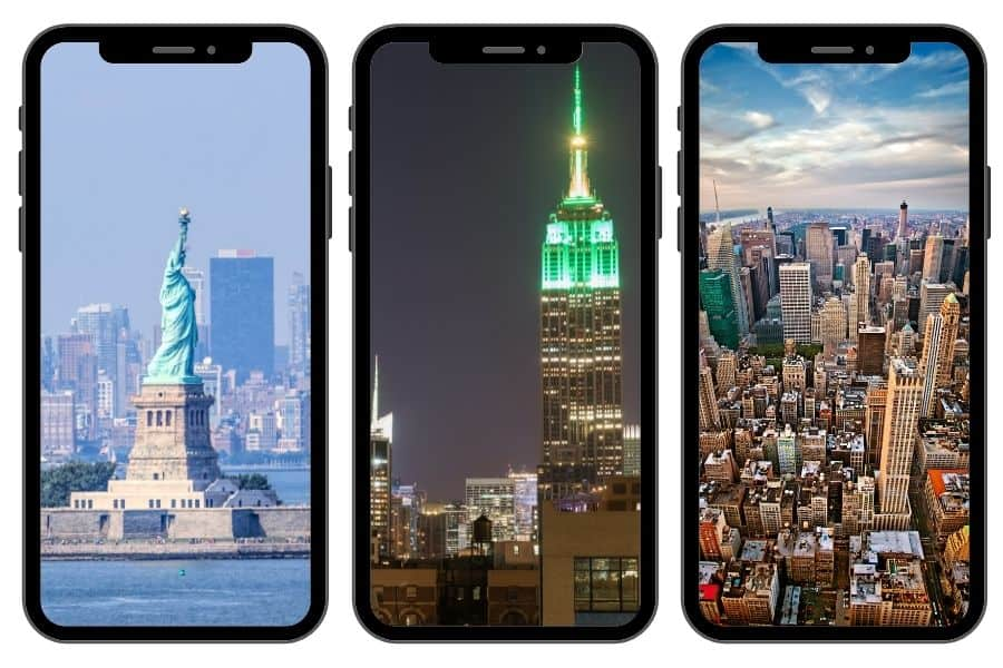 New York Skyline Wallpaper for iPhone: Free & HD Quality!