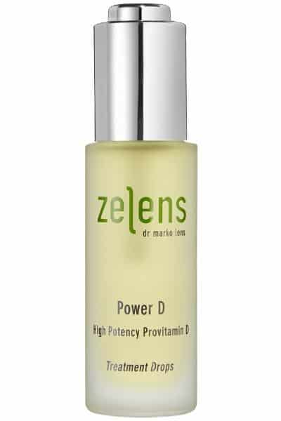 How to Stop Wearing Foundation with Zelens Power D
