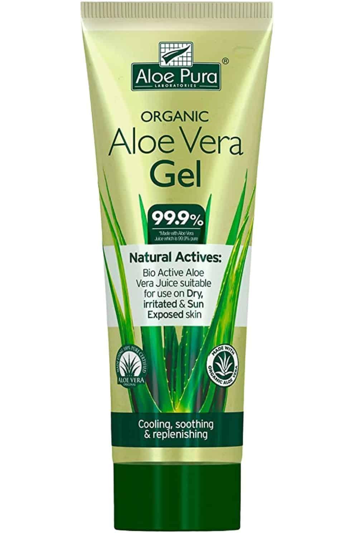 Make skin whitening cream with aloe