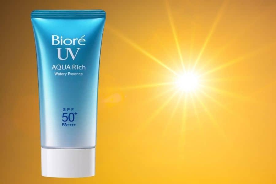 Biore UV Aqua Rich Watery Essence Ingredients
