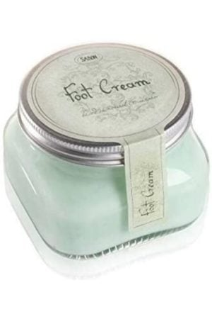 Sabon foot cream mint