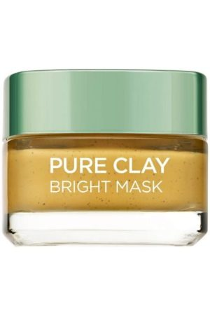 L'Oréal Paris 3 Pure Clays and Lemon Bright Mask