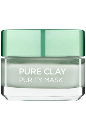 L'Oreal Paris Pure Clay Purity Mattifying Eucalyptus Face Mask