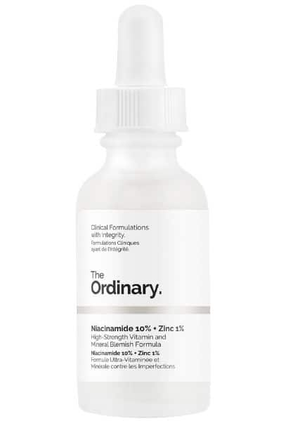 Niacinamide for skin | Vitamin B3 for skin | Niacinamide for acne scars | Niacinamide purging | The Ordinary Niacinamide Review Before and After