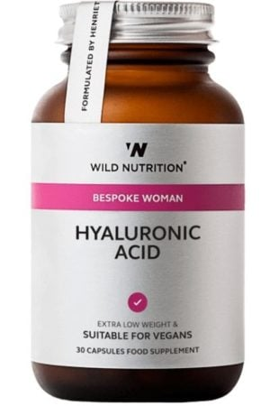 Wild Nutrition Hyaluronic Acid Capsules