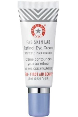 FAB Skin Lab Retinol Eye Cream