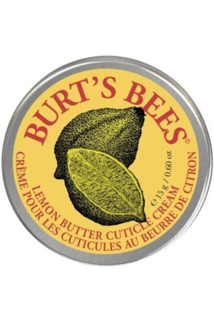 Burt's Bees 100% Natural Moisutrising Lemon Butter Cuticle Cream