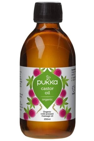 Pukka Castor Oil for Hair