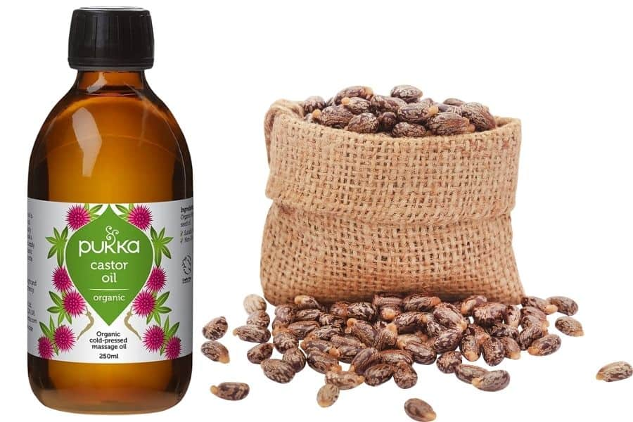 Pukka Castor Oil for Hair – Get Lustrous Hair and Fuller Eyebrows!