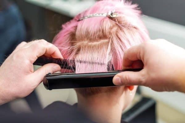 best straighteners for short hair uk