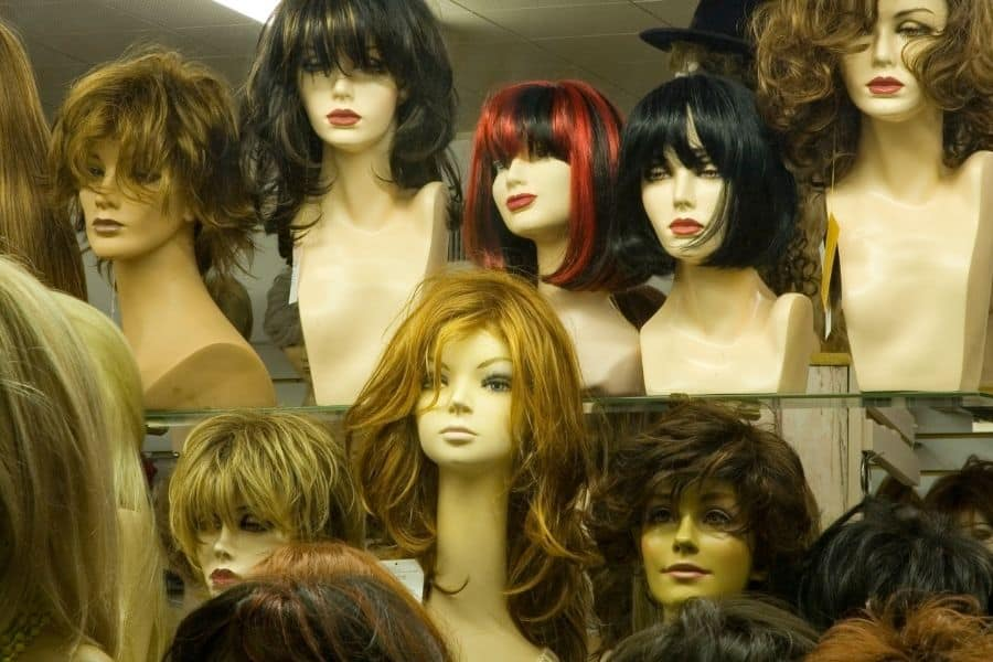 Where to Buy a Wig in London