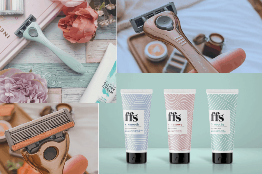 best shaving subscription uk, friction free shaving reviews