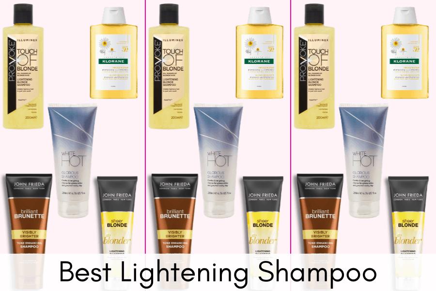 Best Lightening Shampoo