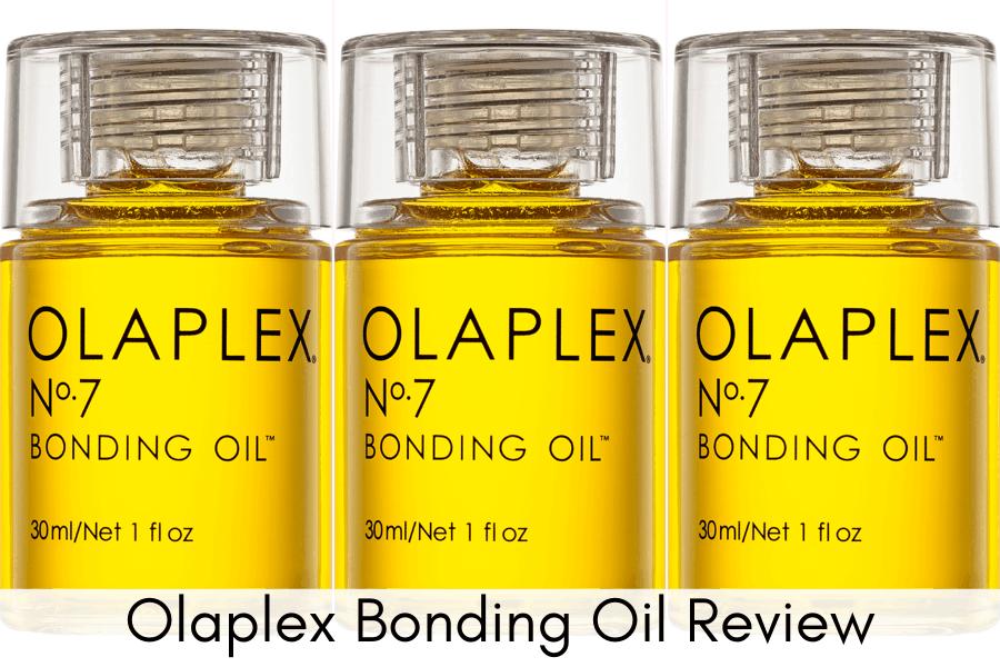 Olaplex Bonding Oil Review