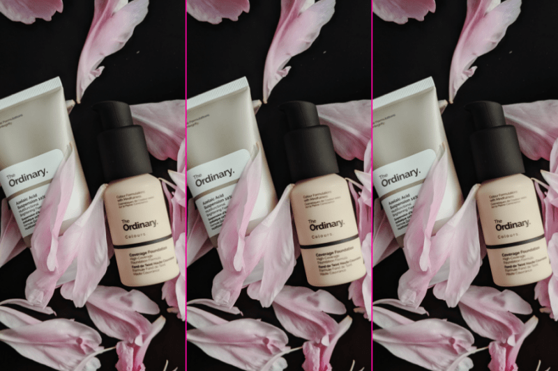 best the ordinary products for dry skin UK