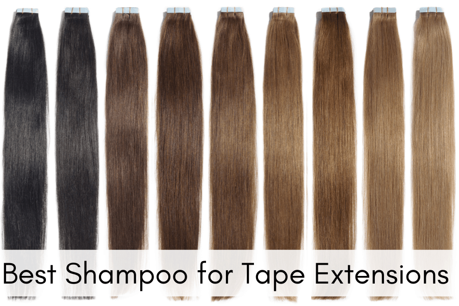 best shampoo and conditioner for tape hair extensions, best shampoo for tape hair extensions, best shampoo for tape extensions, best shampoo for tape in extensions