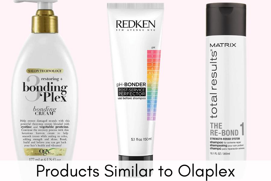 similar products to olaplex, olaplex alternative