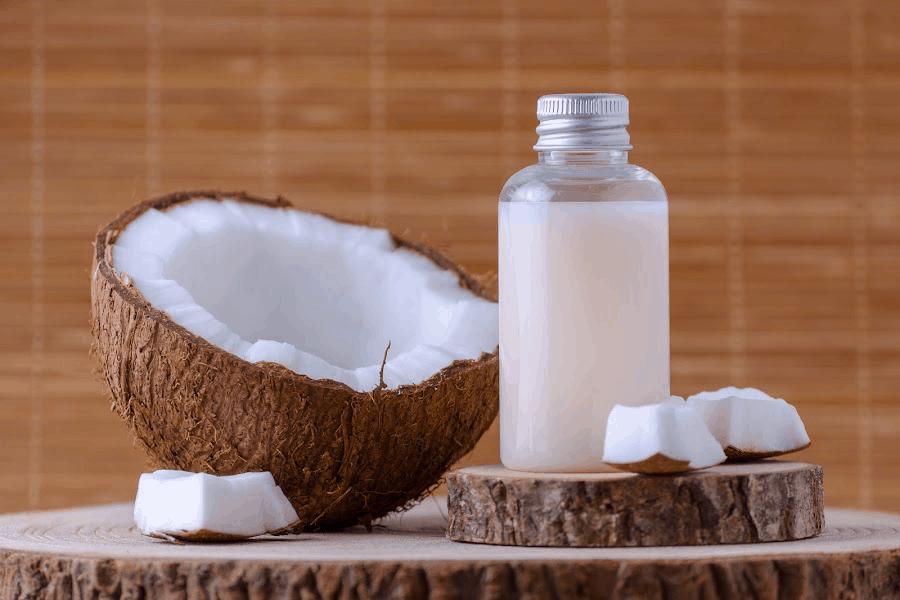 Coconut skincare