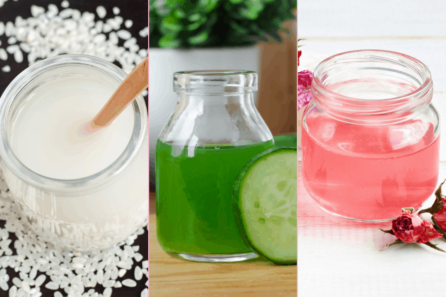 DIY Toner: 7 FREE Homemade Skin Toner Recipes