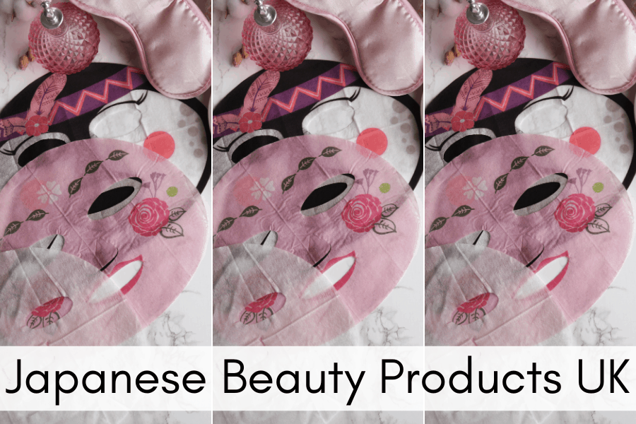 Japanese beauty products UK