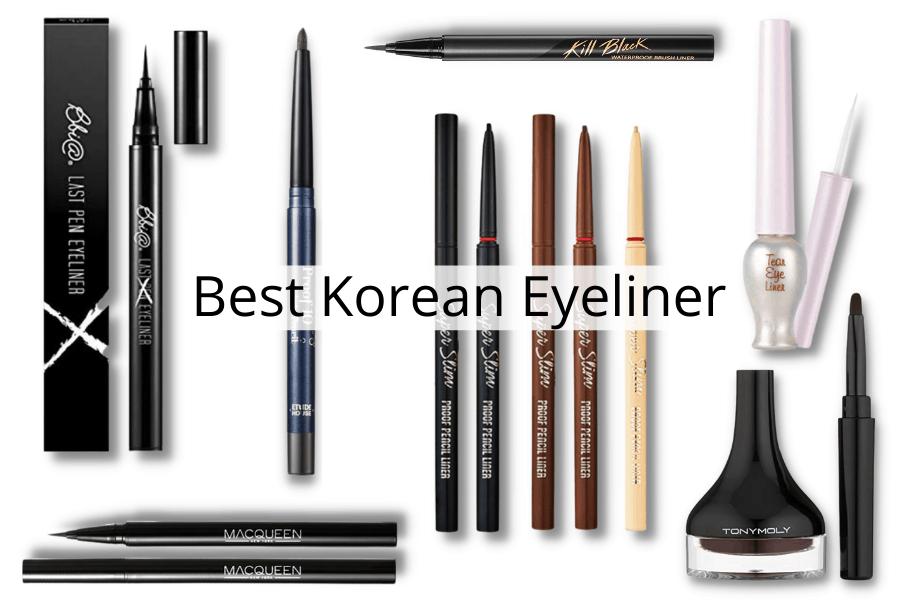 Best Korean Eyeliner