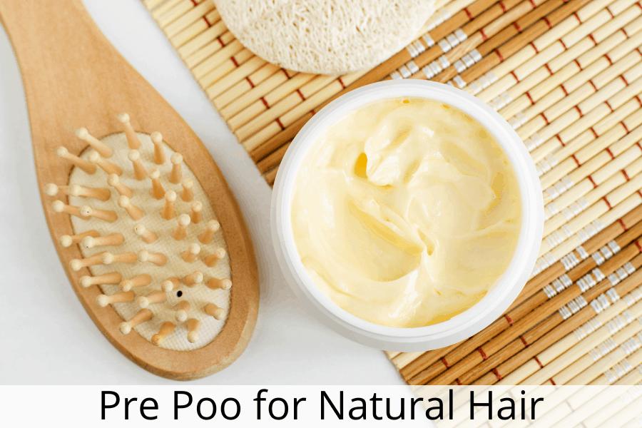 pre poo for natural 2b hair or 2a hair curls