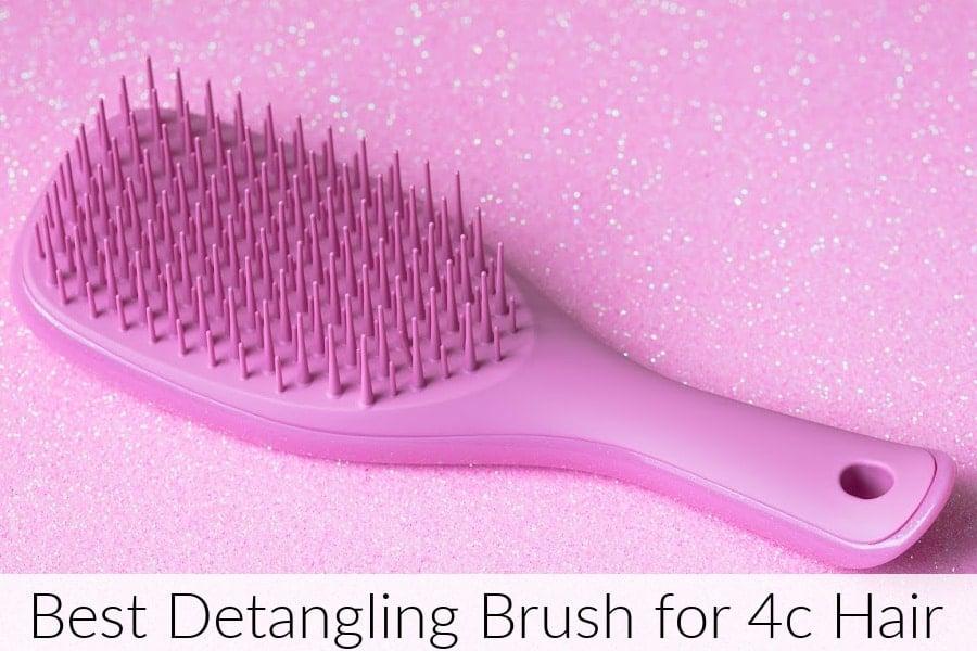best detangling brush for 4c hair