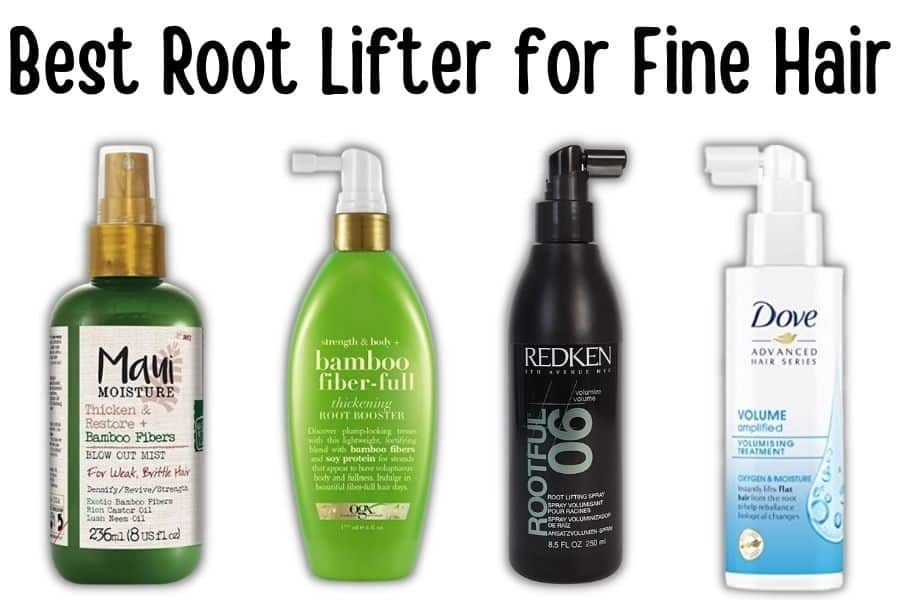 Best Root Lifter for Fine Hair