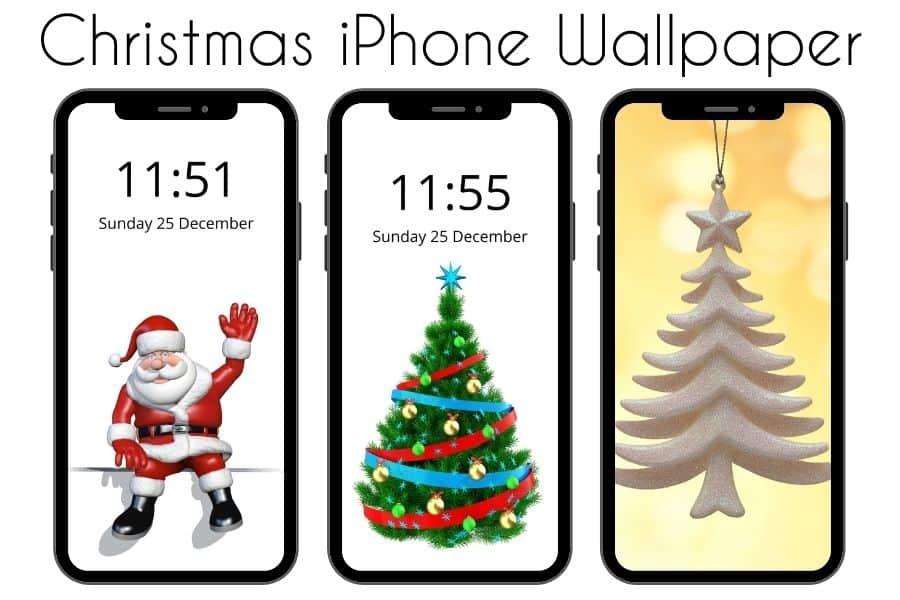 christmas wallpaper iphone