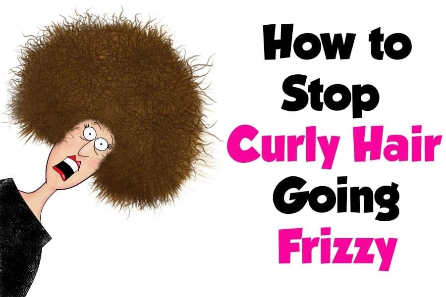 How to Get Rid of Frizzy Curly Hair